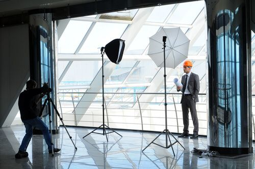How to organize a great corporate headshot shoot