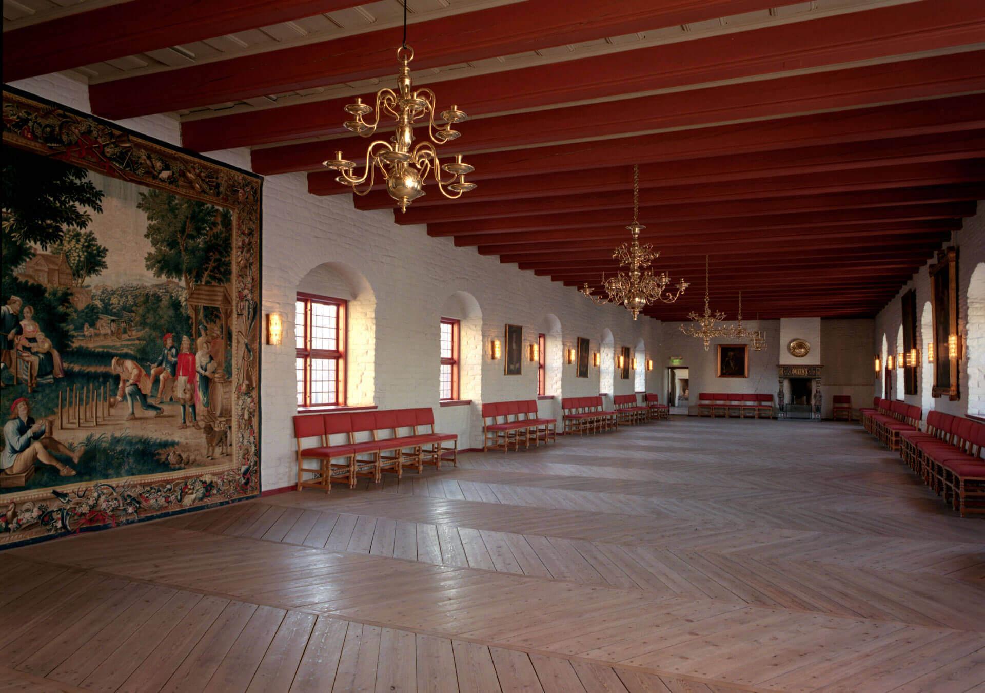 Romerikssalen på akershus slott