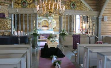 Biri kirke