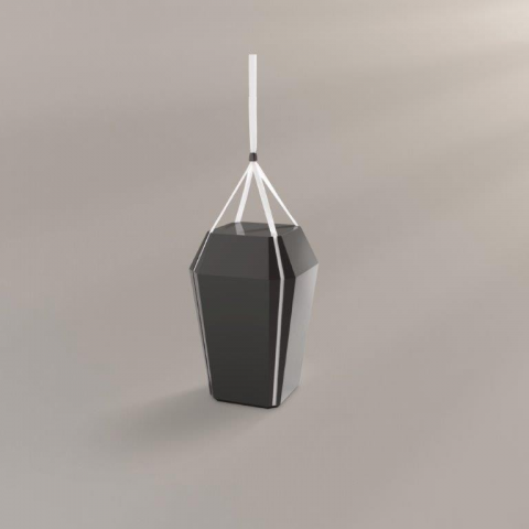 Diamant urne