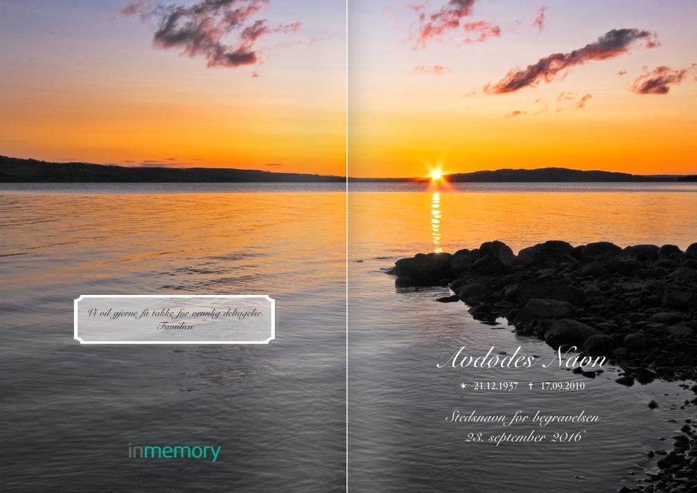 Kveldsol over Mjøsa, GT-03