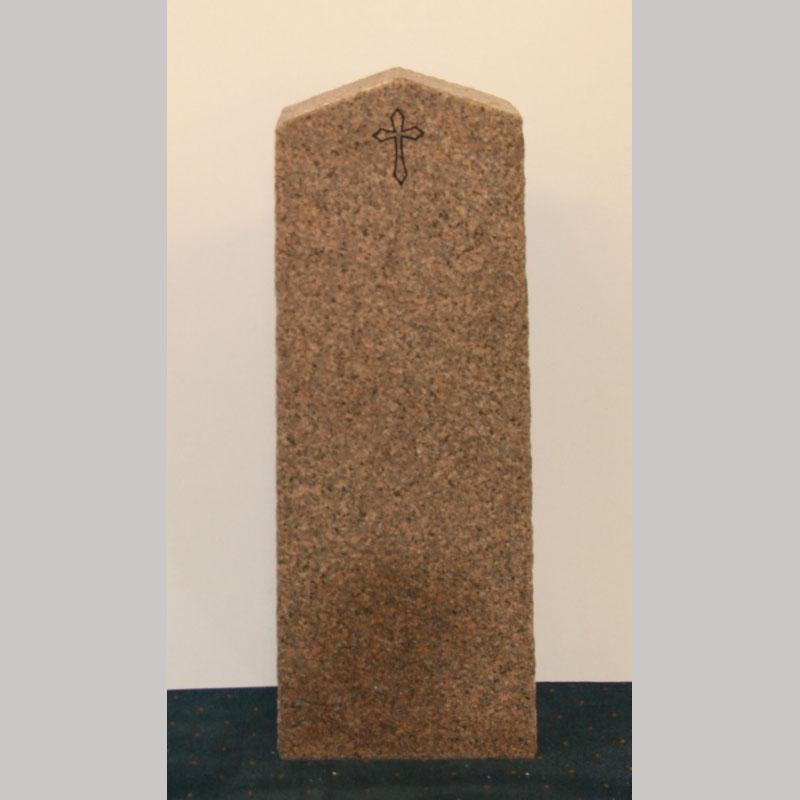 Nr 54. Grorud granitt med polert front