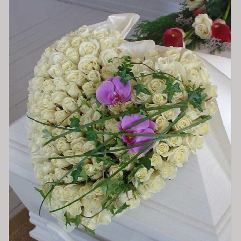 C002. Blomsterhjerte