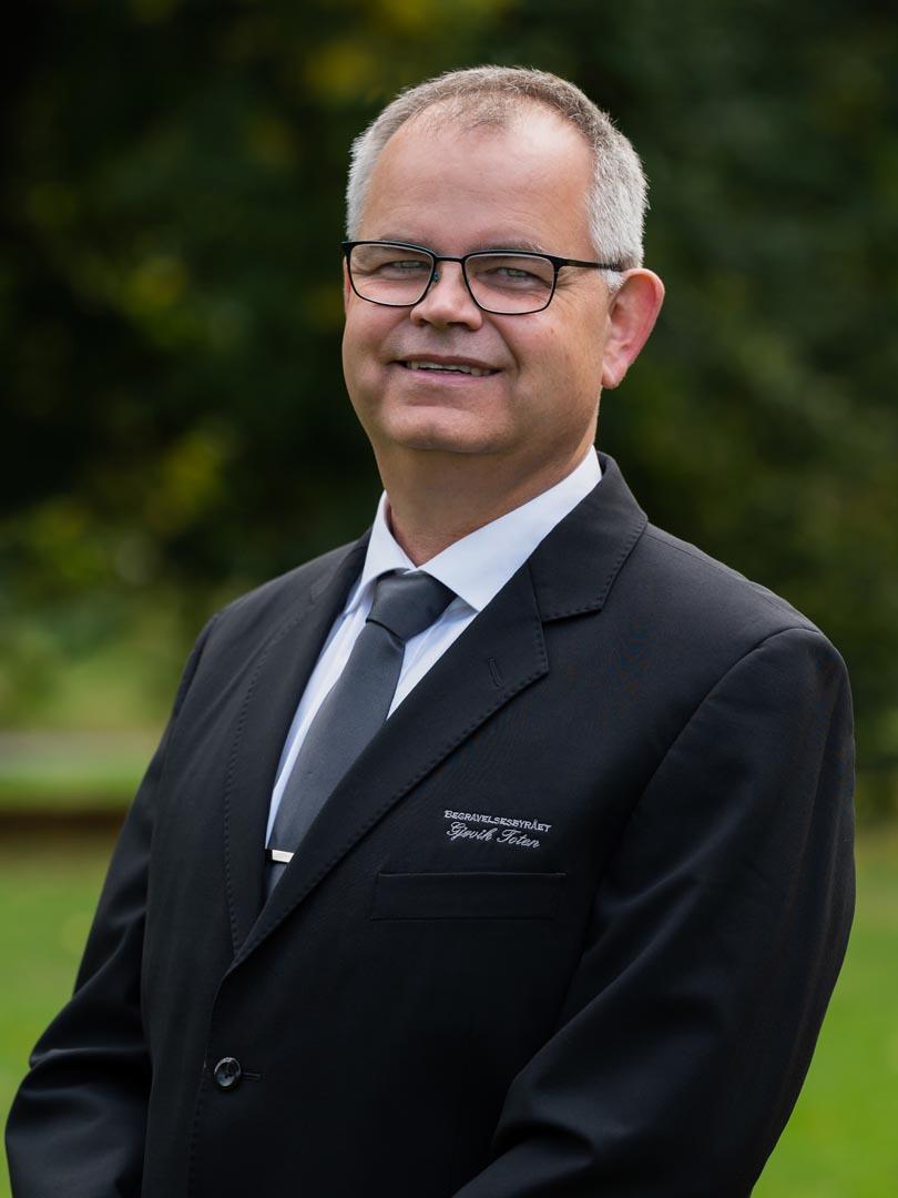 Harald Trostrud