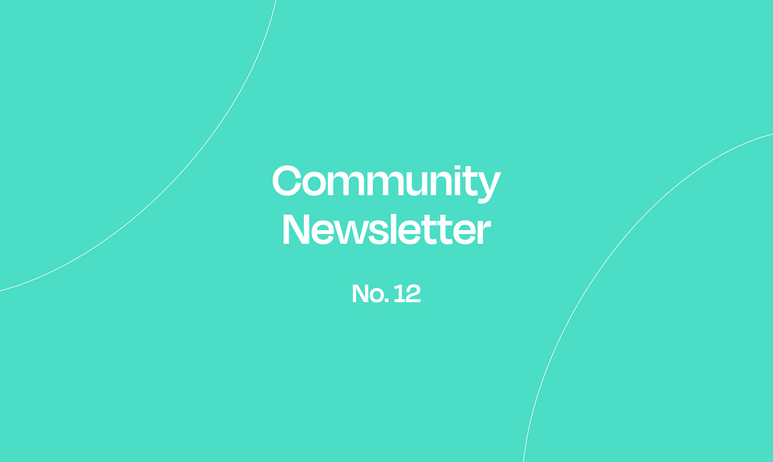 Norby Community Newsletter – No. 12