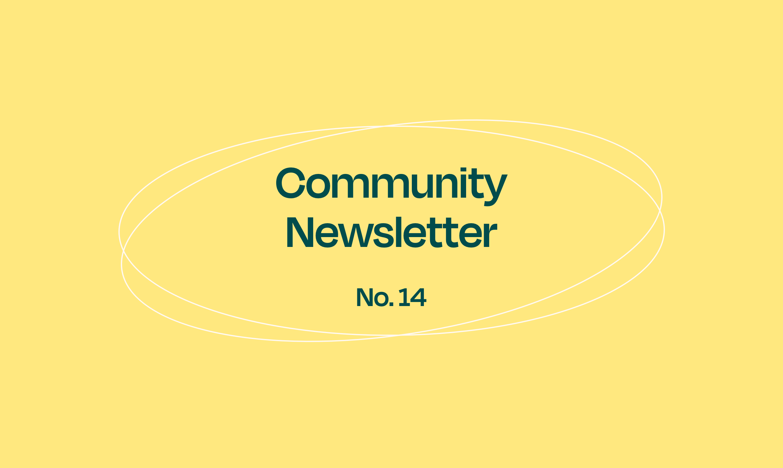 Norby Community Newsletter – No. 14
