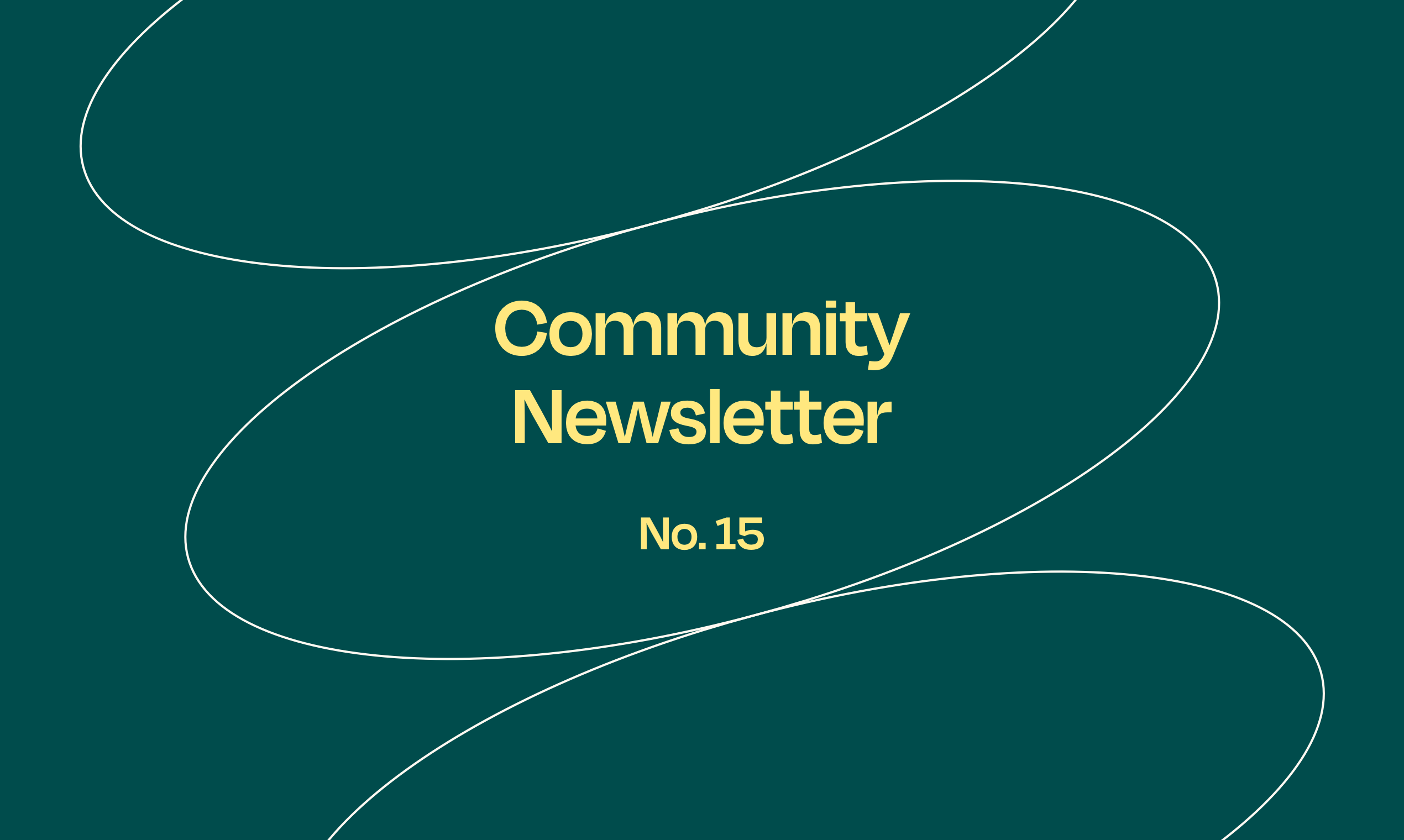 Norby Community Newsletter – No. 15