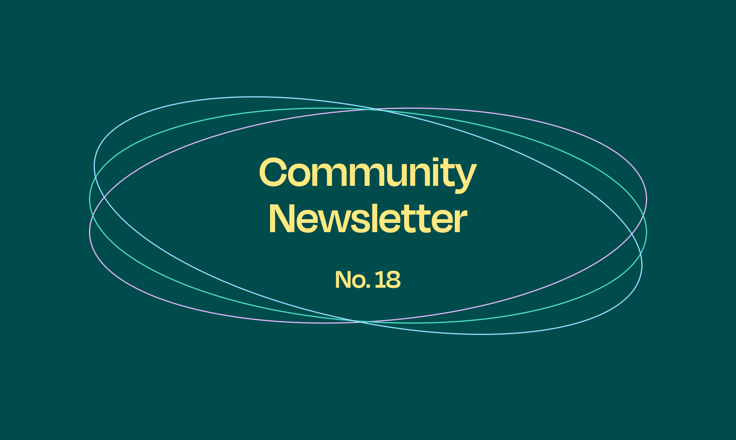 Norby Community Newsletter – No. 18