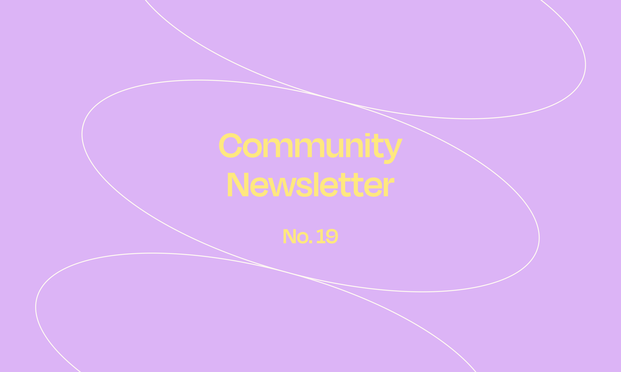 Norby Community Newsletter – No. 19