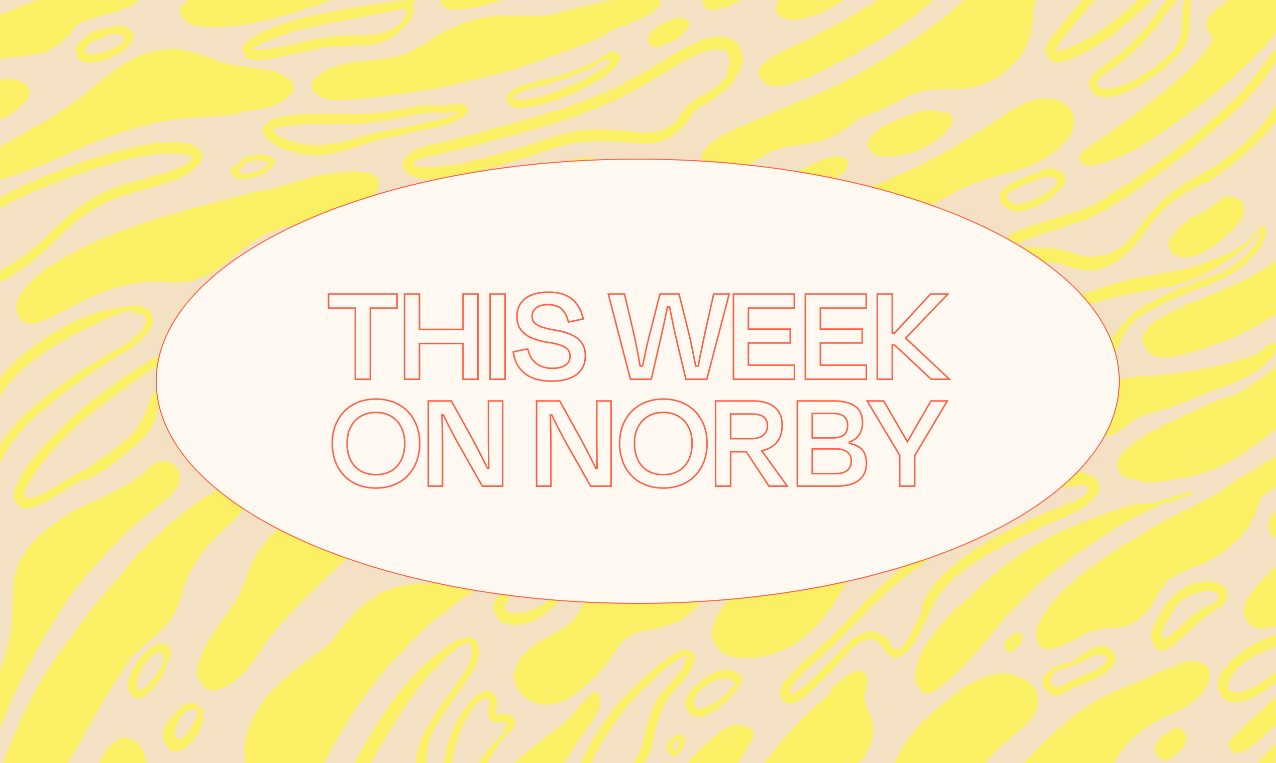 This Week on Norby: July 12, 2021