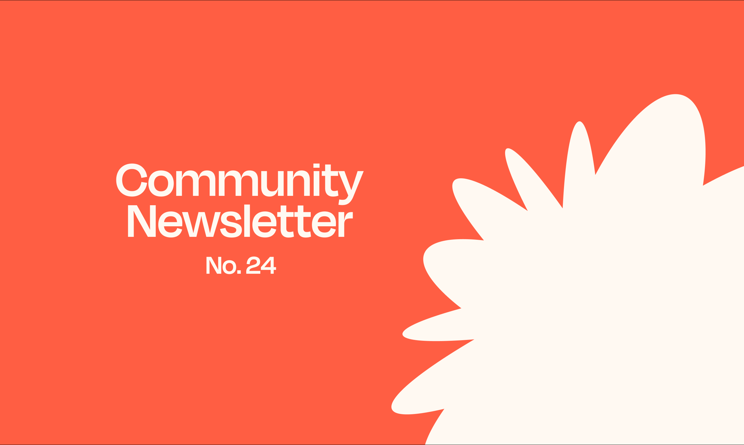 Norby Community Newsletter – No. 24
