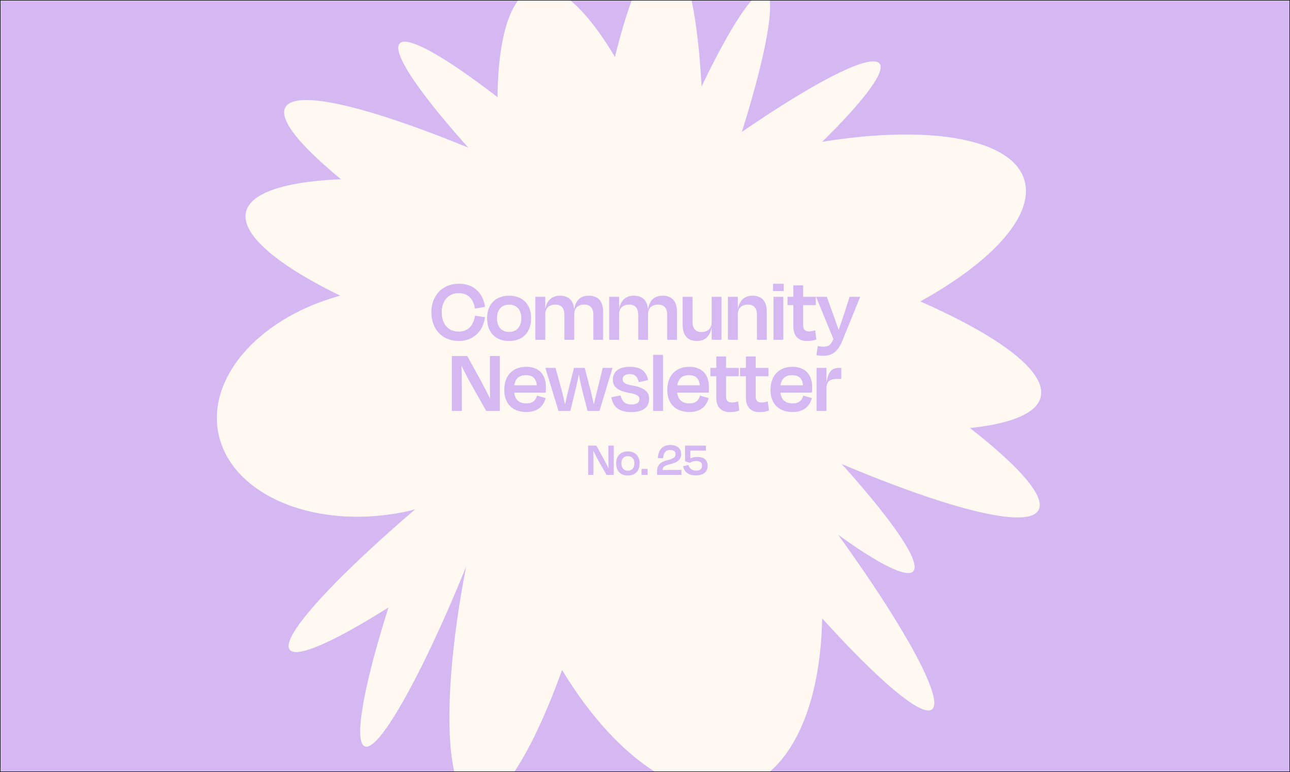 Norby Community Newsletter – No. 25