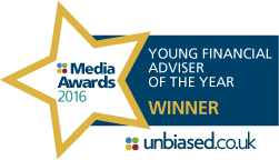 Young financial adviser of the year