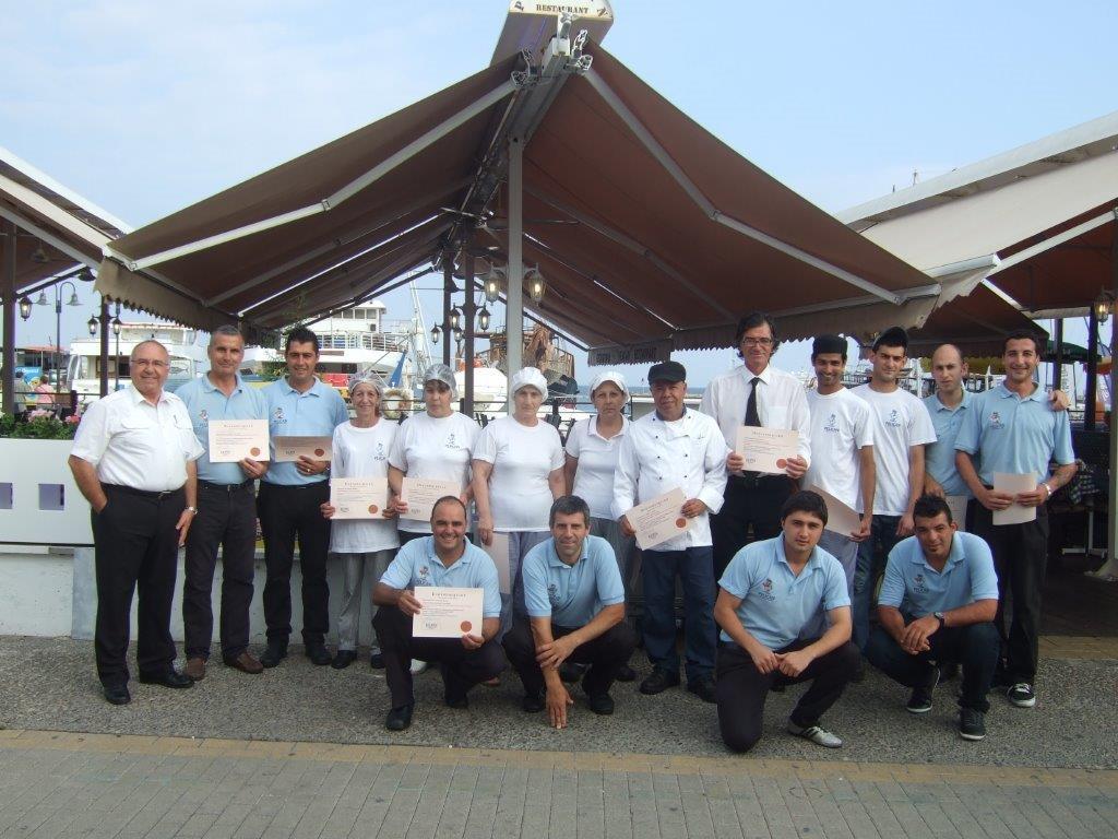 The Pelican Restaurant & Cafe Team