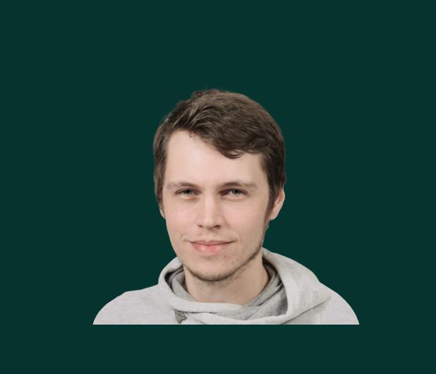Picture of David Saevarsson, Developer