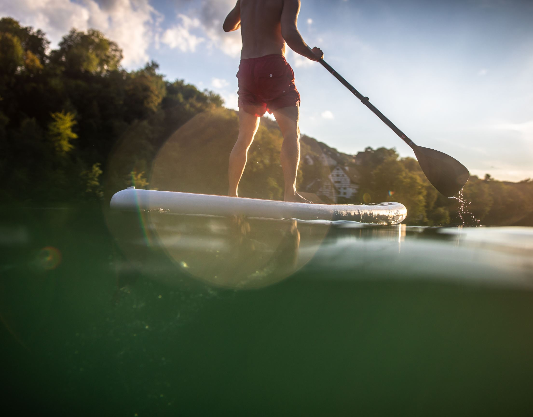 Virginia Stand Up Paddle Boarding