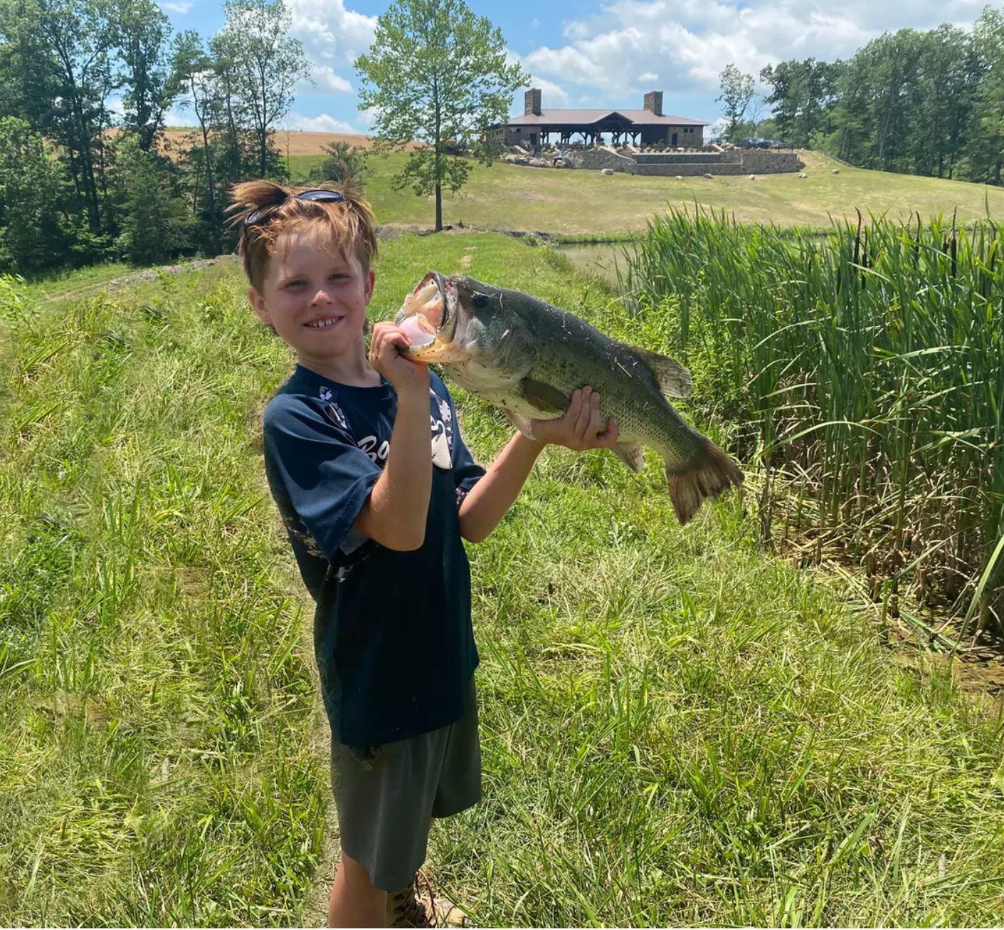 Fishing Venue in Virginia