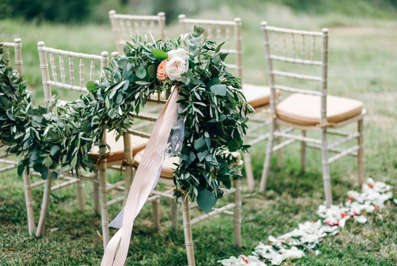 Botetourt Virginia Outdoor Wedding