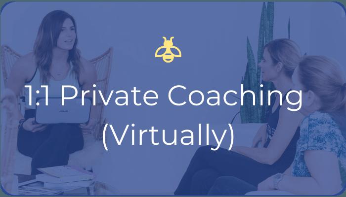 1:1 Private Coaching