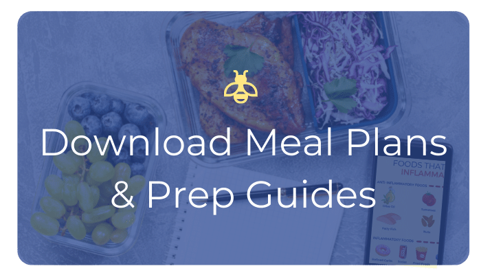 Done-For-You Meal Plans & Meal Prep Guides