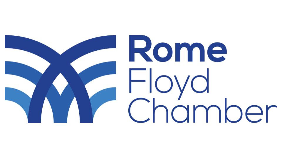 Rome Floyd Chamber logo