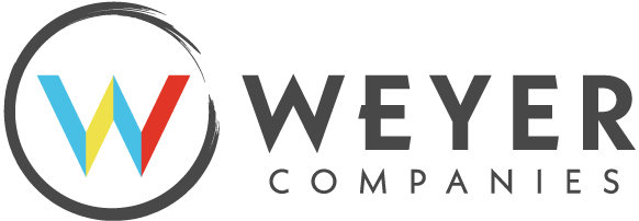 Weye Companies logo in color