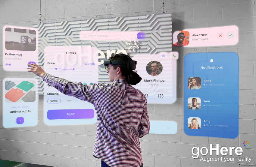 How mixed reality and augmented reality are being used today, and how they'll be used tomorrow.