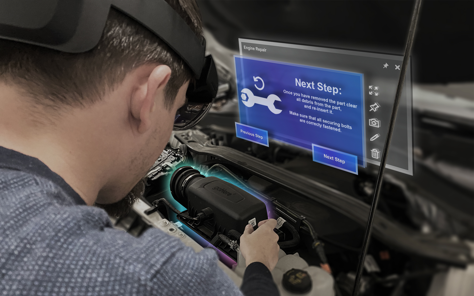 Trimble's XR 10 with Microsoft's HoloLens is bringing mixed reality to construction sites. It's no wonder Microsoft is crushing the competition with solutions like this.