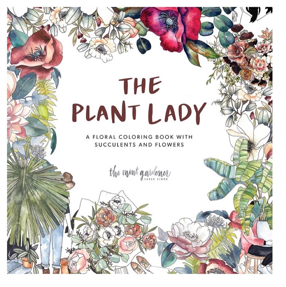 The Plant Lady cover
