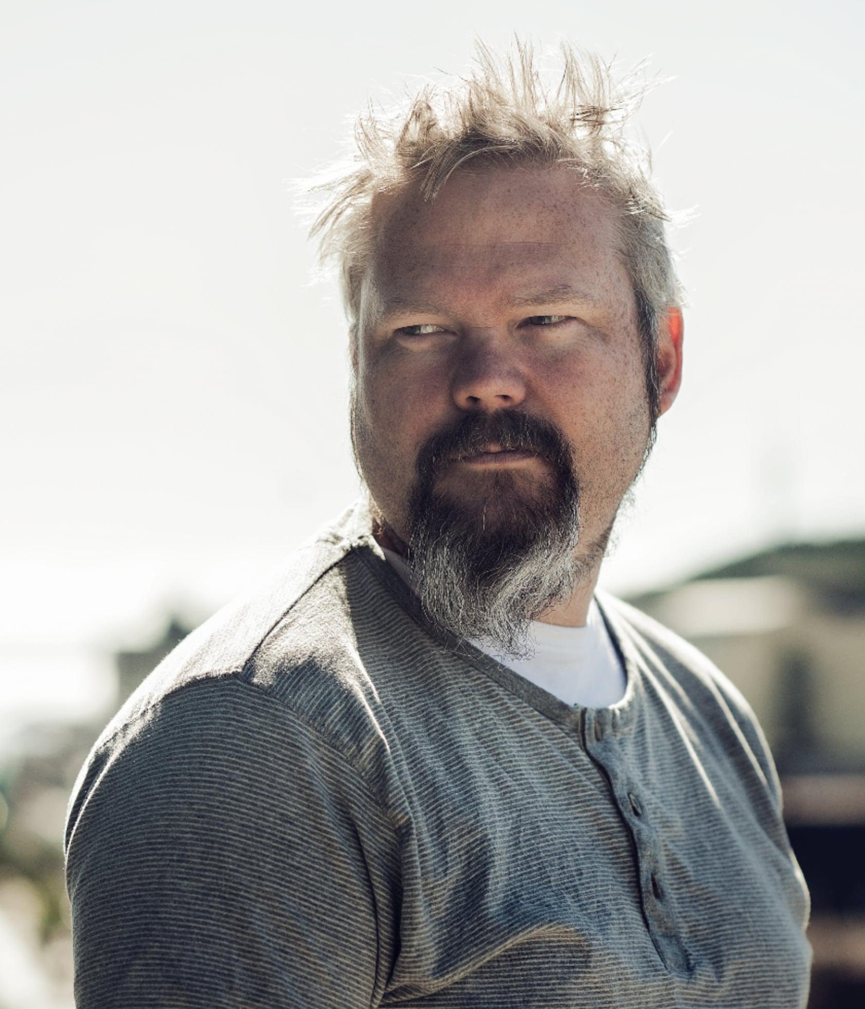 Bilde av Rune Solberg, en av gründerene av Screenz.
