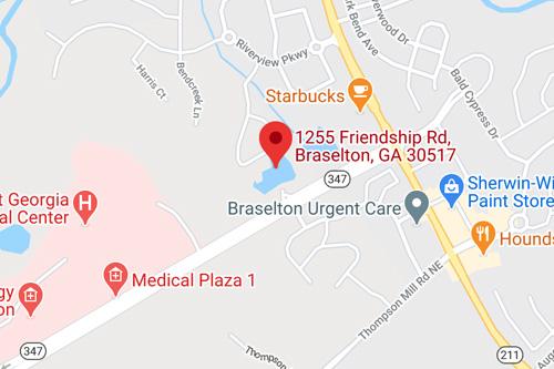 1255 Friendship Rd. Suite, 110, Braselton, GA 30517