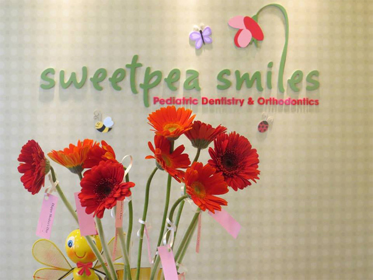 Sweetpea Smiles Office Image