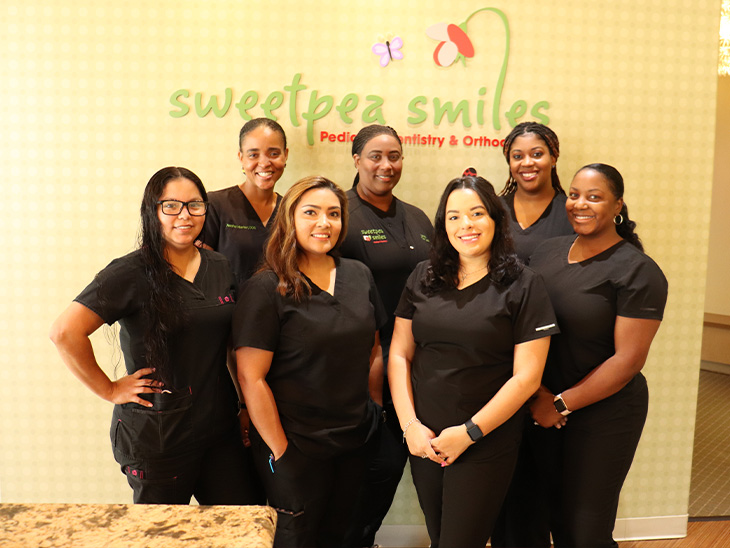 Sweetpea Smiles Team
