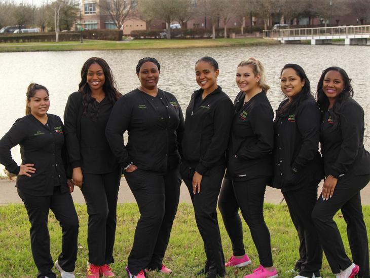 Sweetpea Smiles Team