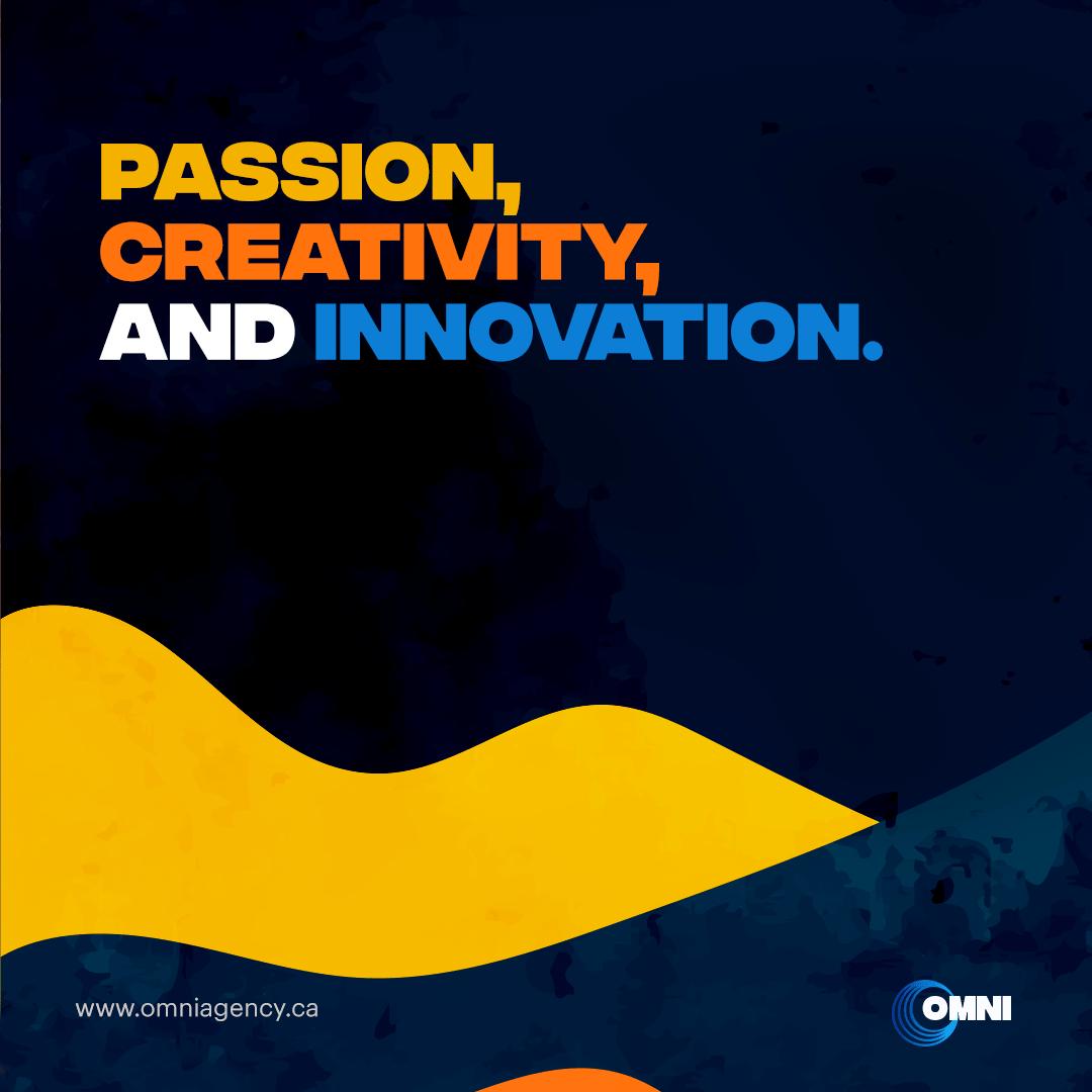 Passion Creativity