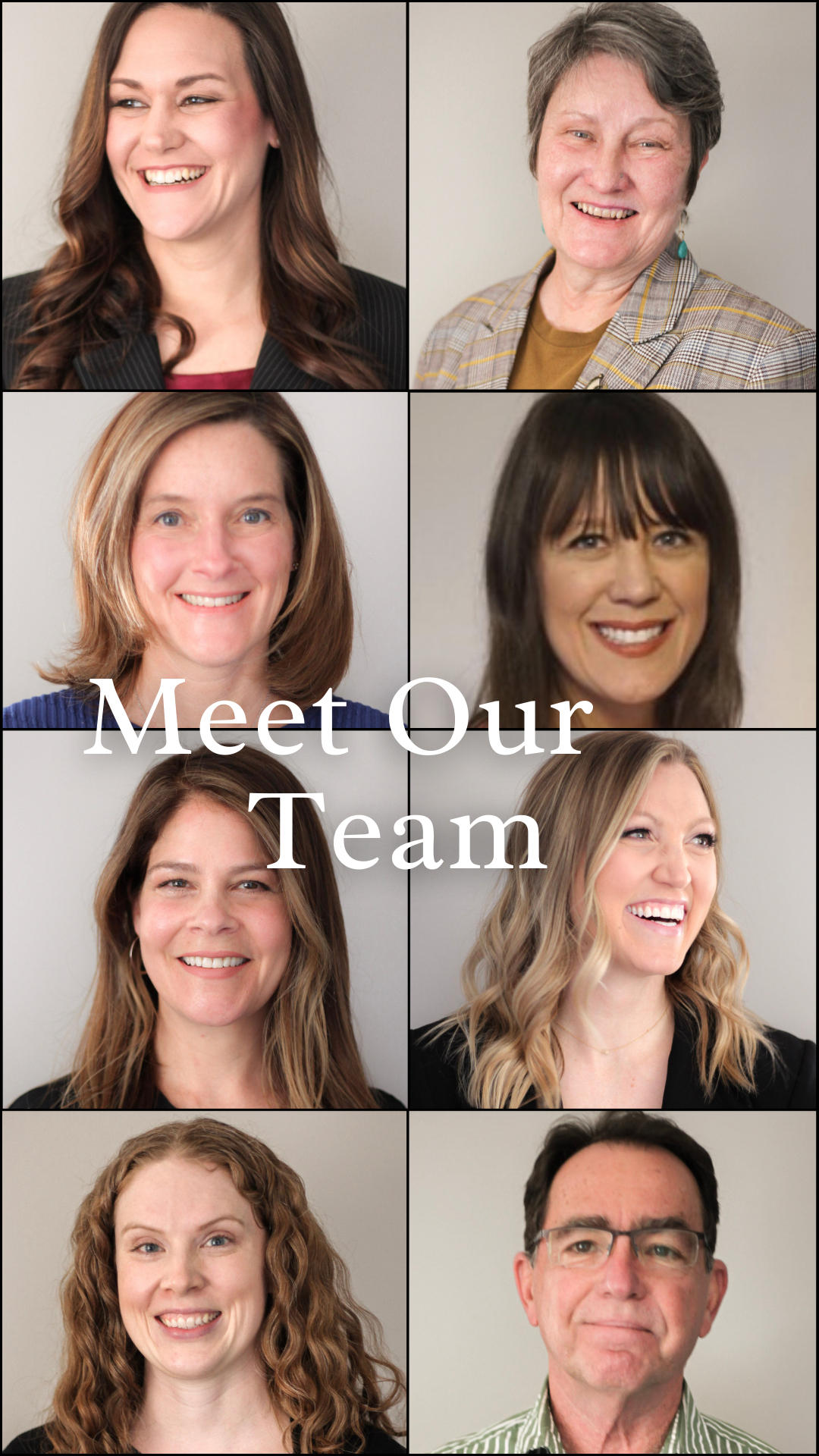 South Valley Physical Therapy's team.