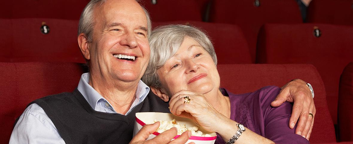 Heart Warming Romance Movies for Senior Movie Night