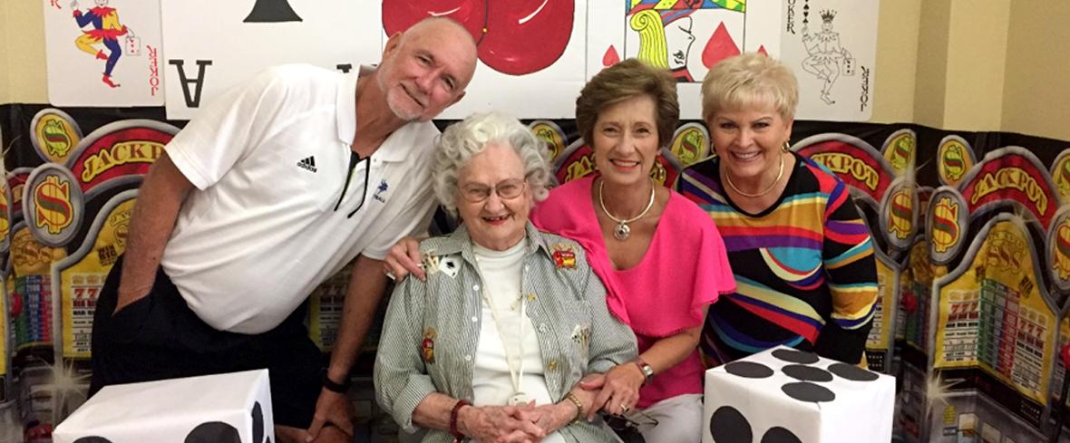 Laura Brown Celebrates 10 Years at Bethesda Gardens Ft. Worth