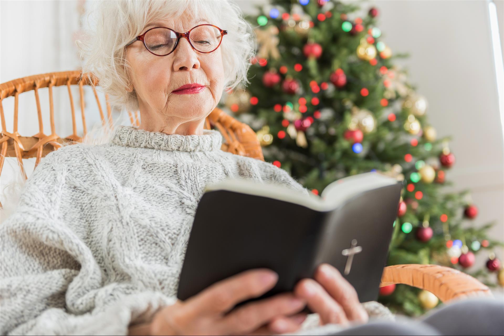 Lessons for Seniors from the 1st Chapter of the Gospel of Luke