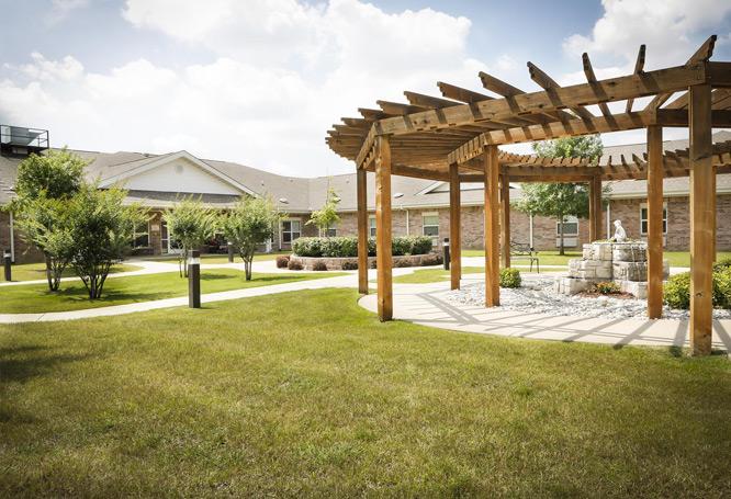 Bethesda Gardens Senior Living Home, Fort Worth