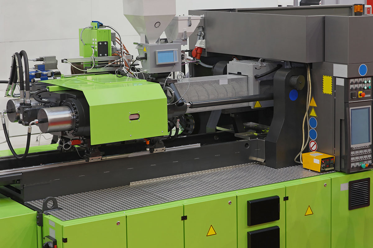 Injection Molding Press