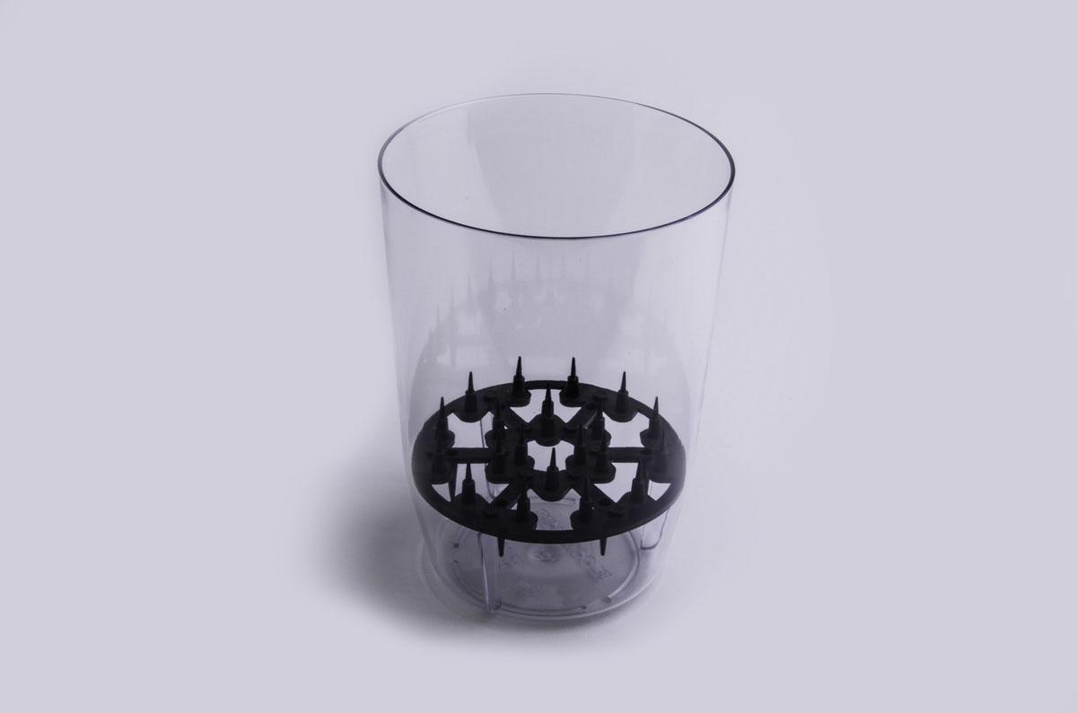 Vase and Pin Tray