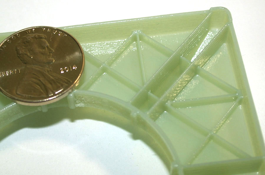 3D Precision Model