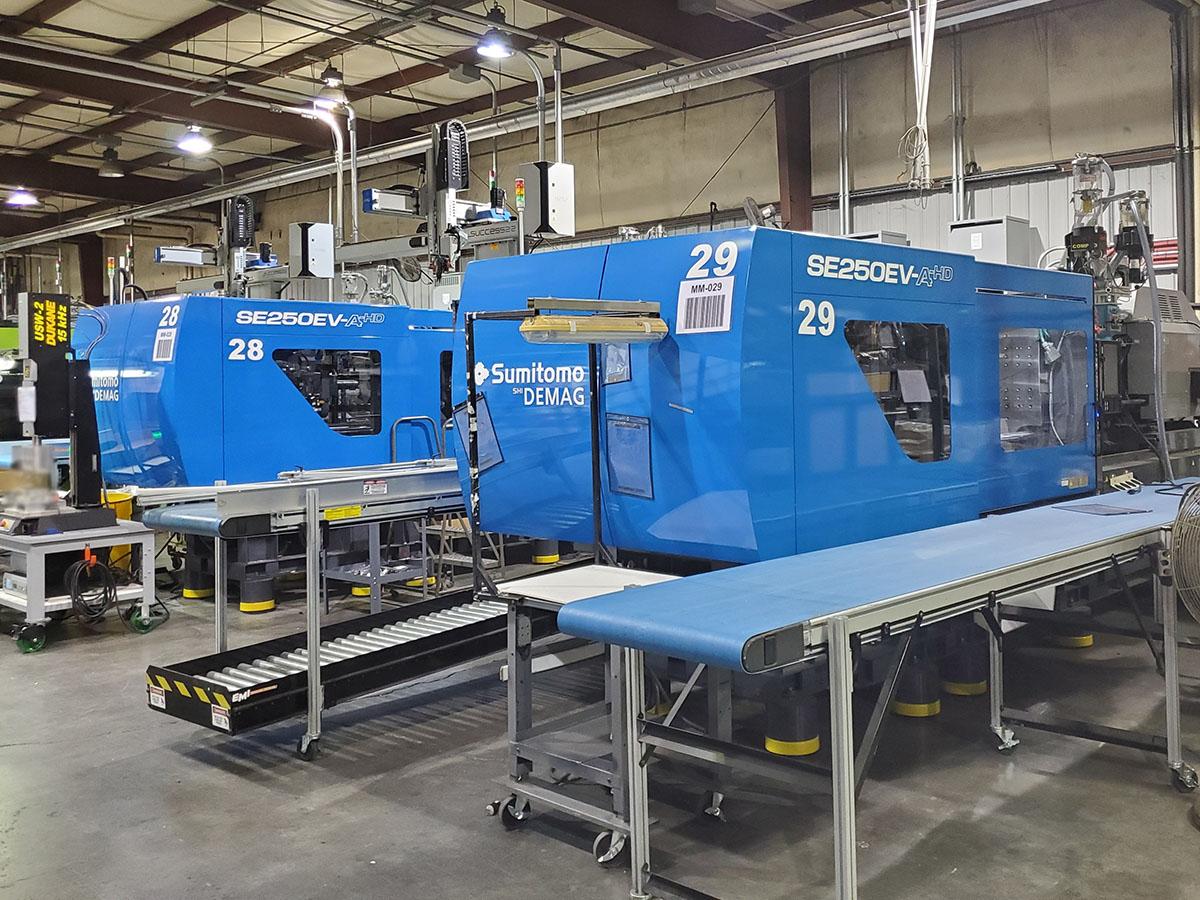 BRI SE250 Machines