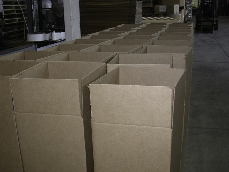 Warehouse Fulfillment Cartons