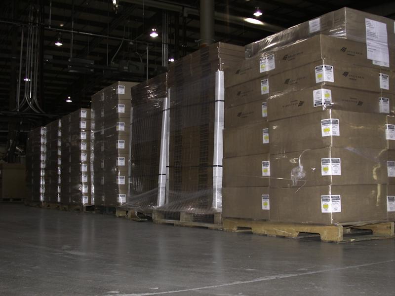 Warehouse Fulfillment Stacks