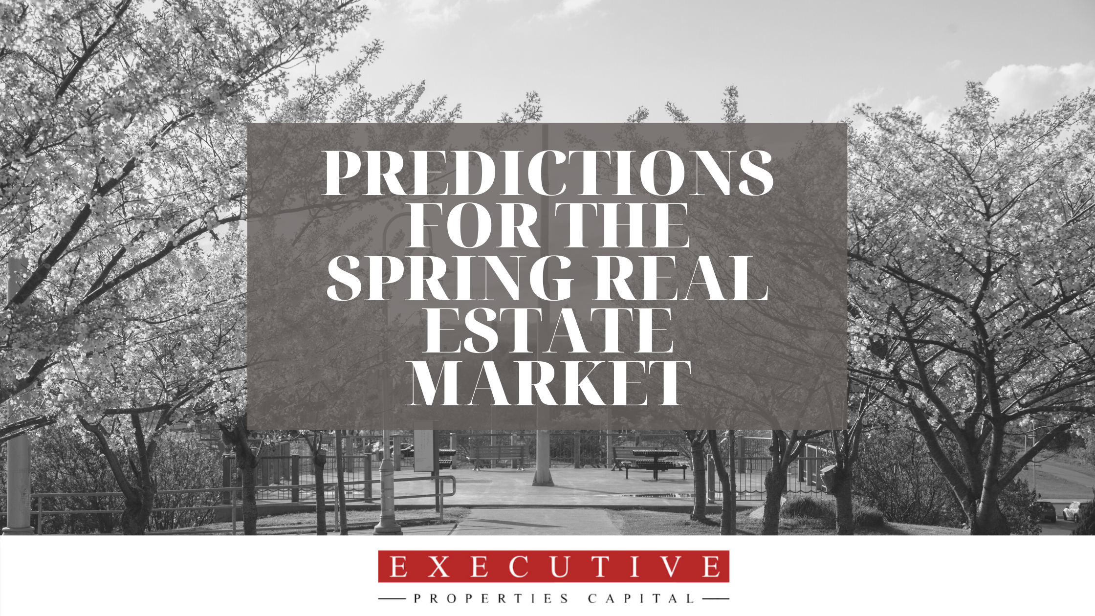 Predictions for the Spring Real Estate Market