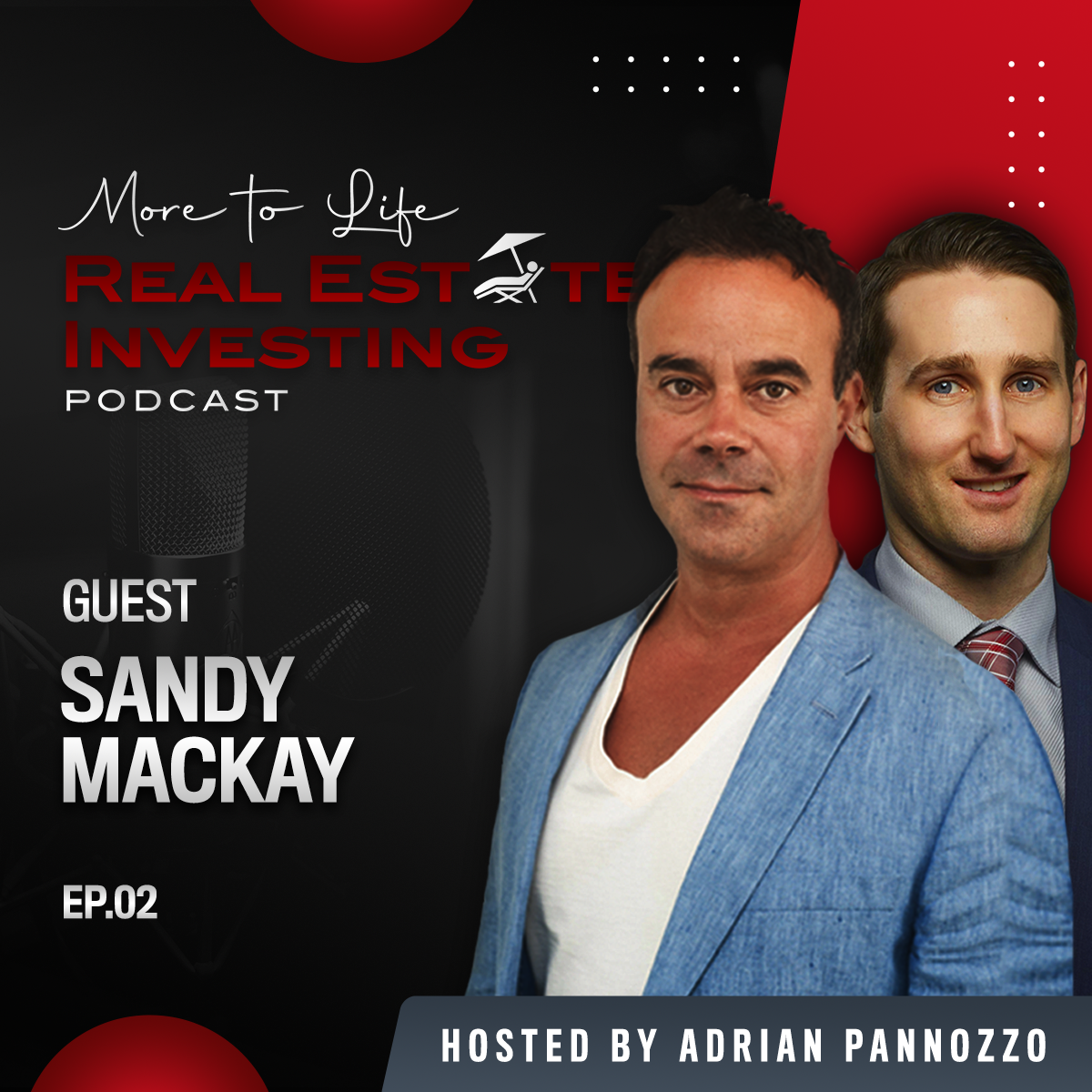 Episode 2: From 0 to 100 using the BRRRR method with Sandy MacKay