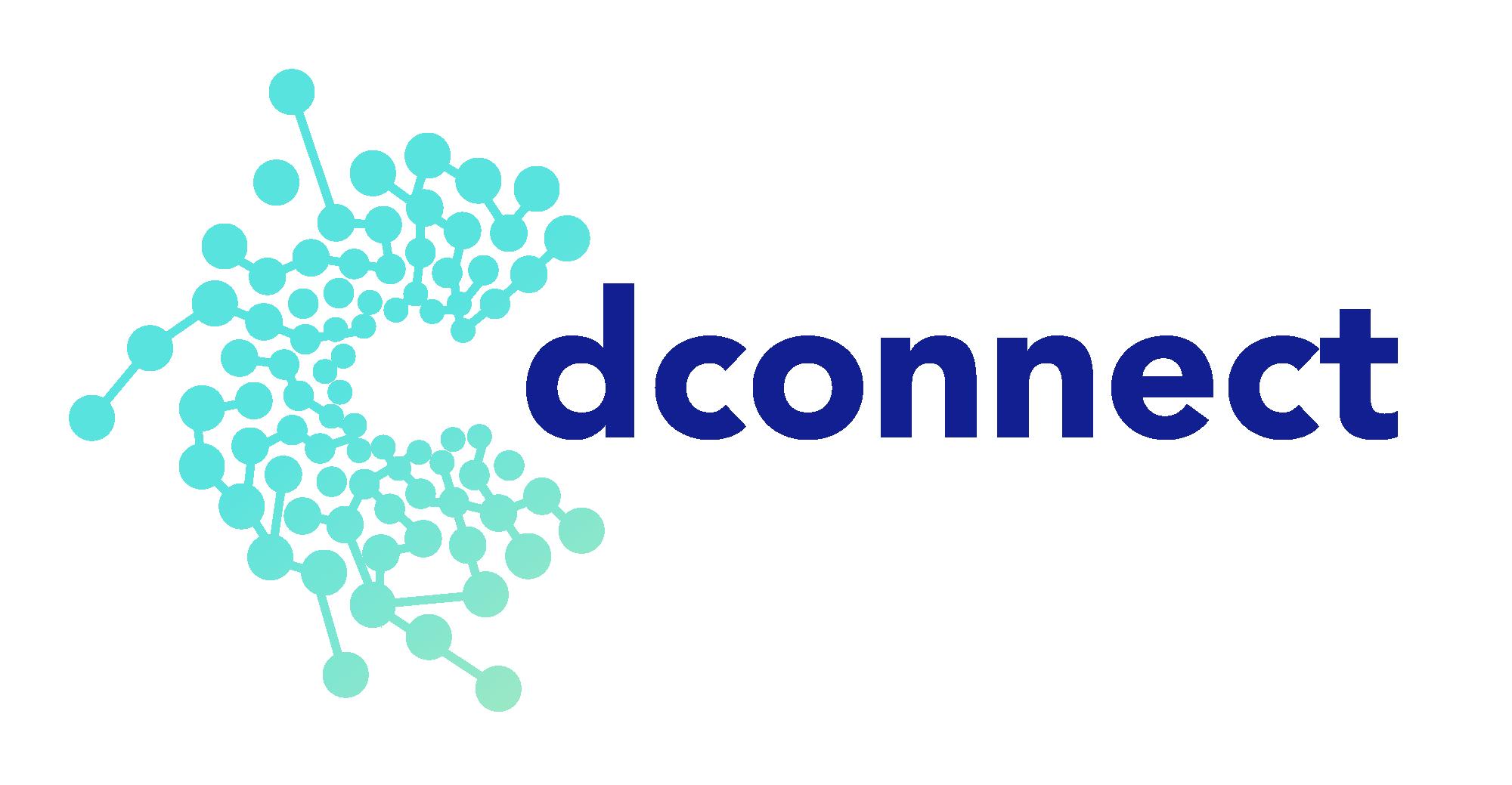 dconnect digital health logo