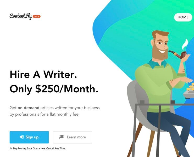 ContentFly content writing